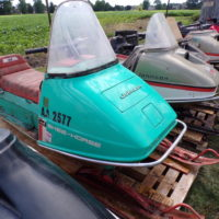 ESTATE AUCTION OF SNOWMOBILE COLLECTION, AUGUST 8, 2020