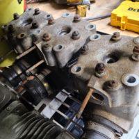 Polaris 340 txl/500 cylinders