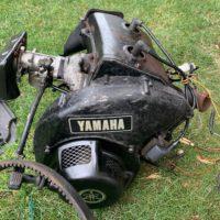 1973 Yamaha sl 338 parts for sale