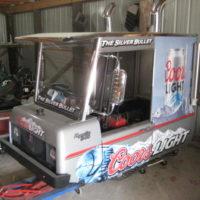 Custom Built Snowmobile