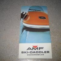 Amf Ski Daddler Brochures