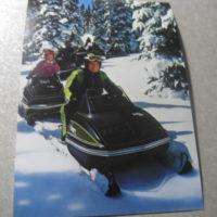 Nos Arctic Cat Postcards